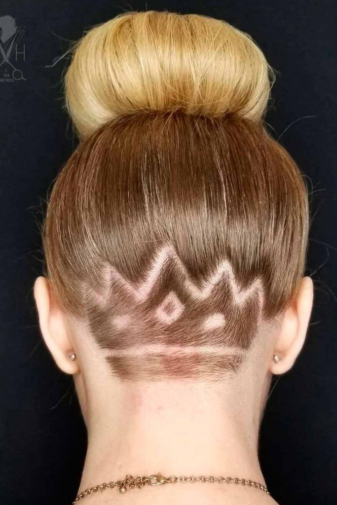 Crown Undercut Design