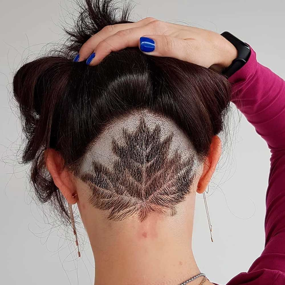 Fall Undercut Design