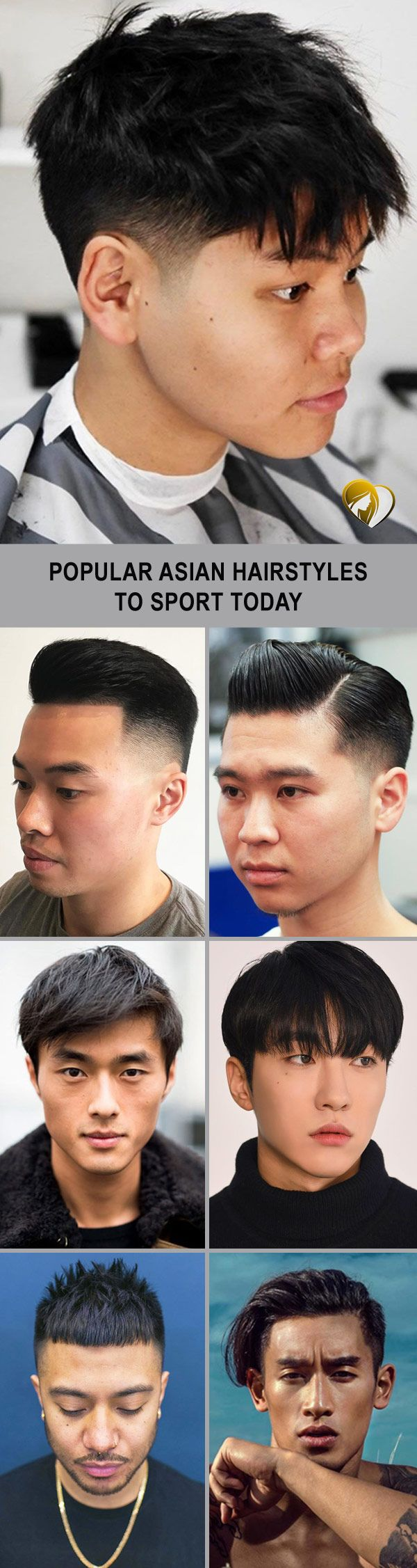 Top 35 Popular Asian Hairstyles Men Love To Sport Today