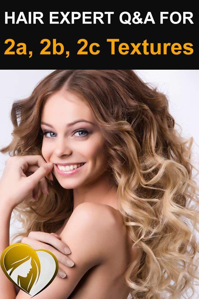 Expert Q&A 2a 2b 2c Textures #wavyhair #hairtypes