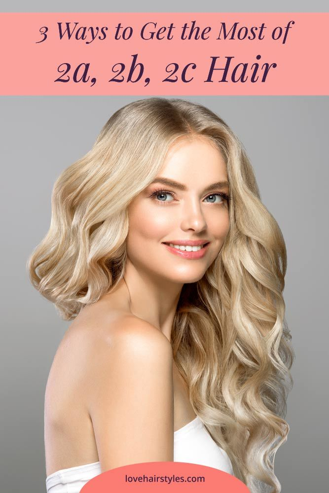 3 Ways To Get The Most Of Your Texture #wavyhair #hairtypes