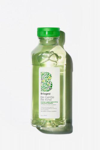 Briogeo Matcha Apple Replenishing Superfood Shampoo #2ahair #wavyhair #hairtypes #hairproducts