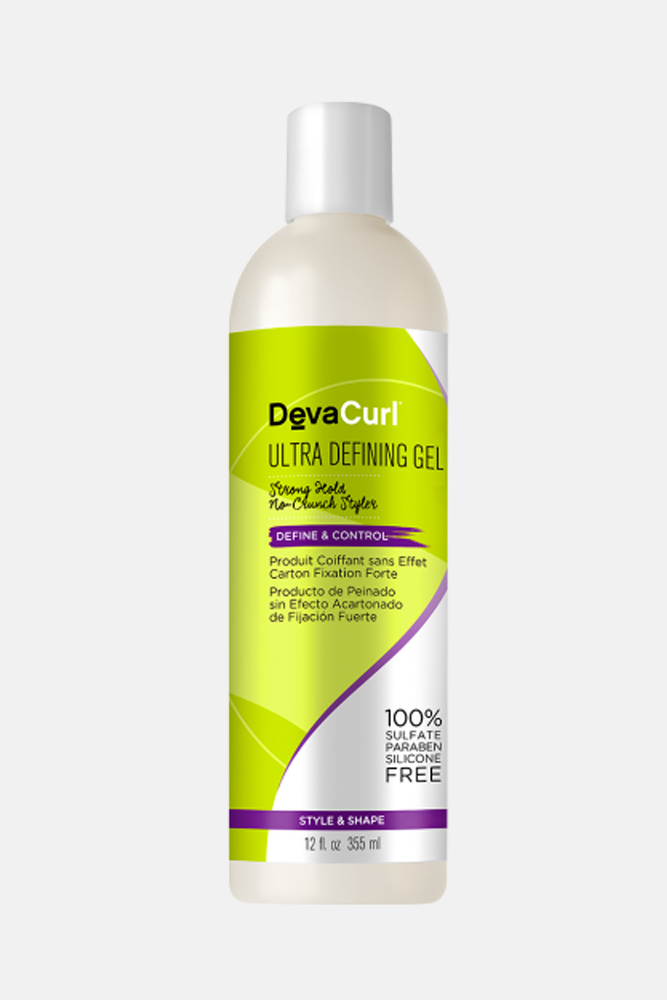 DevaCurl Ultra Defining Gel #2bhair #wavyhair #hairtypes #hairproducts