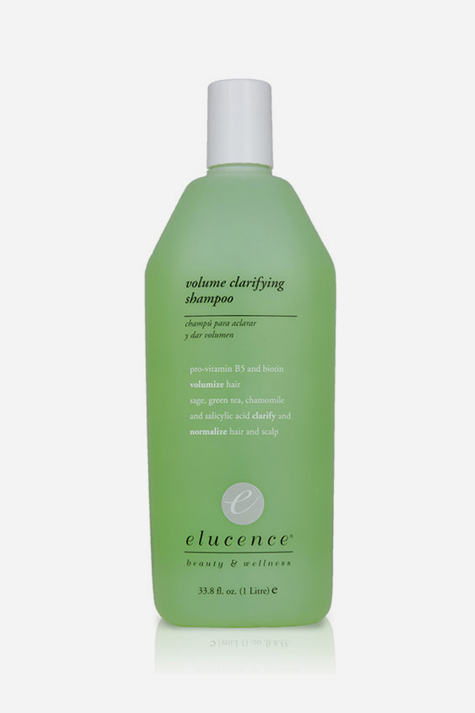 Elucence Volume Clarifying Shampoo #2bhair #wavyhair #hairtypes #hairproducts