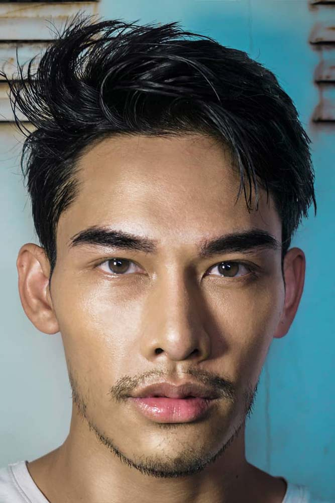 Comb Over Hair #combover #asianhairstyles