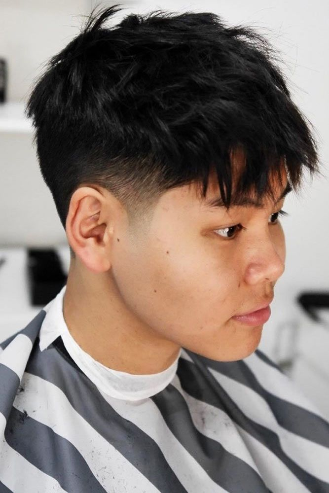 Messy Texture #asianhairstyles