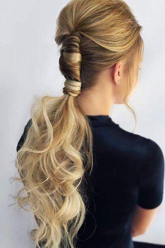 Tight Twist Pony #ponytail