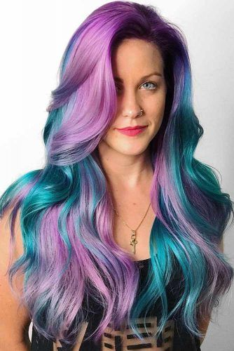 Twilight Sparkle #tealhair #purplehair