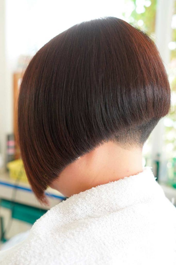 A-line Lob With Undercut
