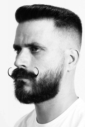 What Is A Van Dyke Beard