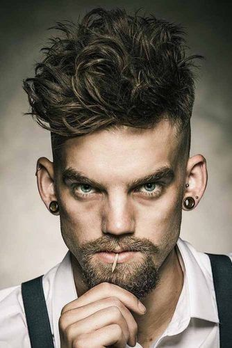Outlined Van Dyke Goatee #vandykebeard #beard #beardstyles