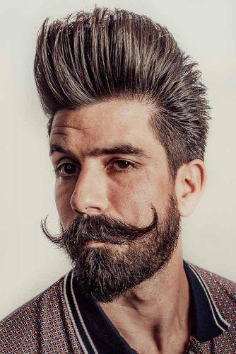 Pointed Van Dyke #vandykebeard #beard #beardstyles