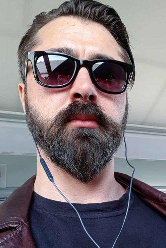 V-Shaped Goatee #vandykebeard #beard #beardstyles
