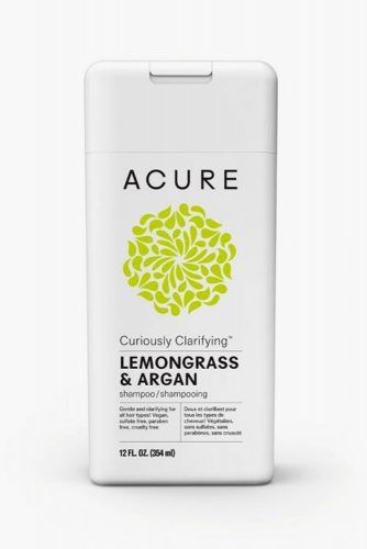 Acure Curiously Clarifying Shampoo #clarifyingshampoo #shampoo #hairproducts