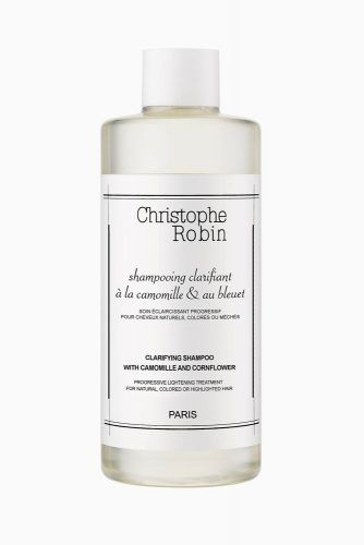 Christophe Robin Clarifying Shampoo With Chamomile And Cornflower #clarifyingshampoo #shampoo #hairproducts