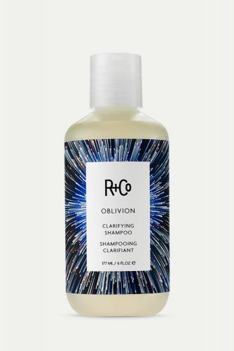 R+Co Oblivion Clarifying Shampoo #clarifyingshampoo #shampoo #hairproducts
