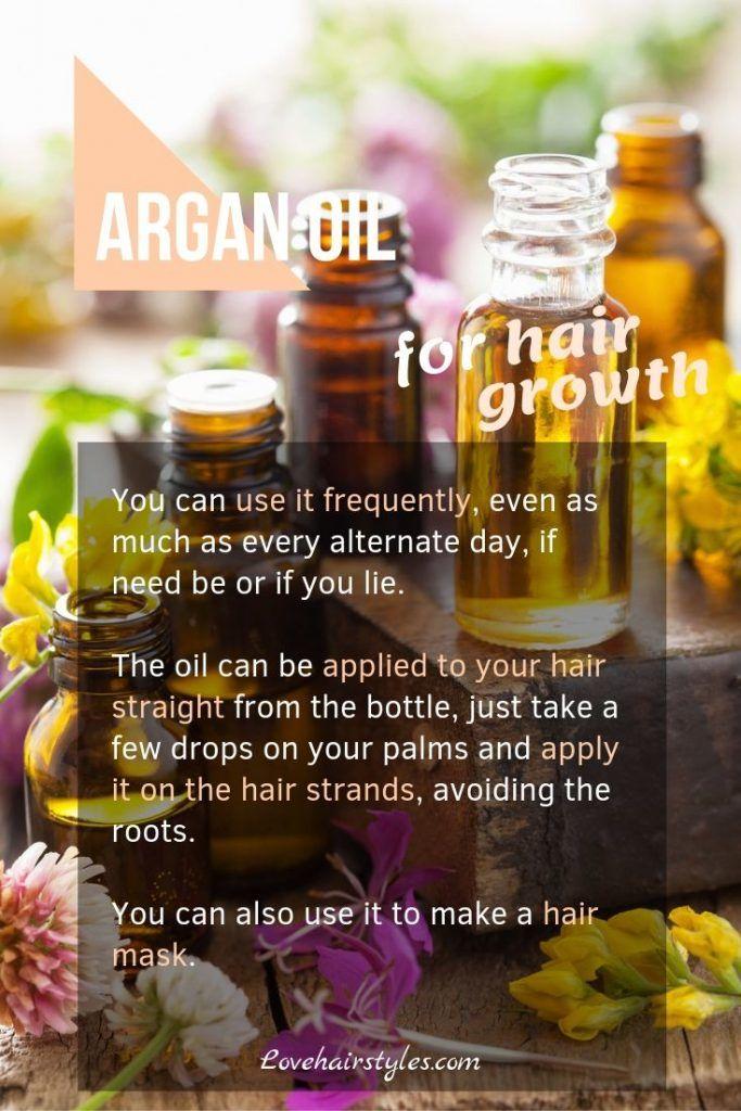 Argan Oil #hairgrowthtips #hairoil