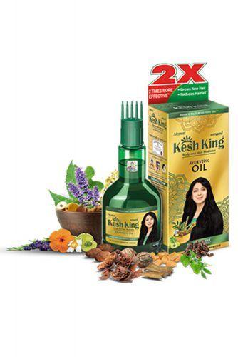 Kesh King Herbal Ayurvedic Hair Oil #hairgrowthtips #hairoil