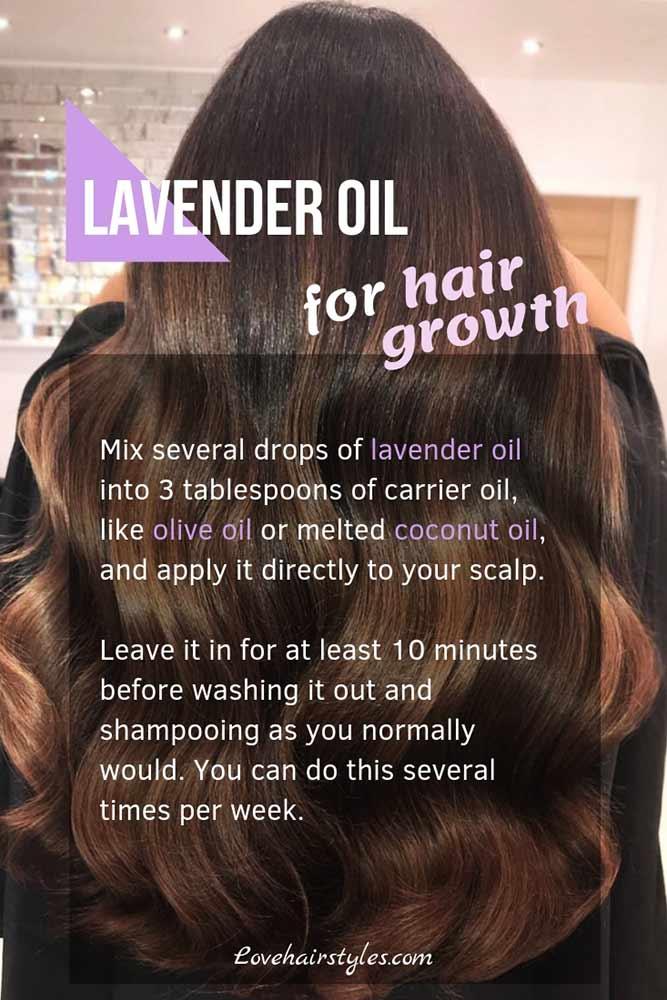 Lavender Oil #hairgrowthtips #hairoil