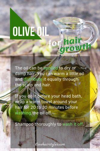 Olive Oil #hairgrowthtips #hairoil