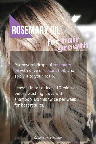 Rosemary Oil #hairgrowthtips #hairoil
