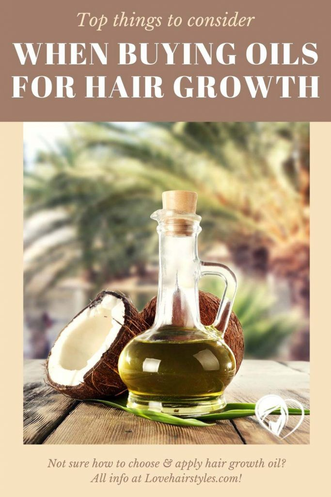 Top 5 Things To Consider When Buying Oils For Hair Growth #hairgrowthtips #hairoil