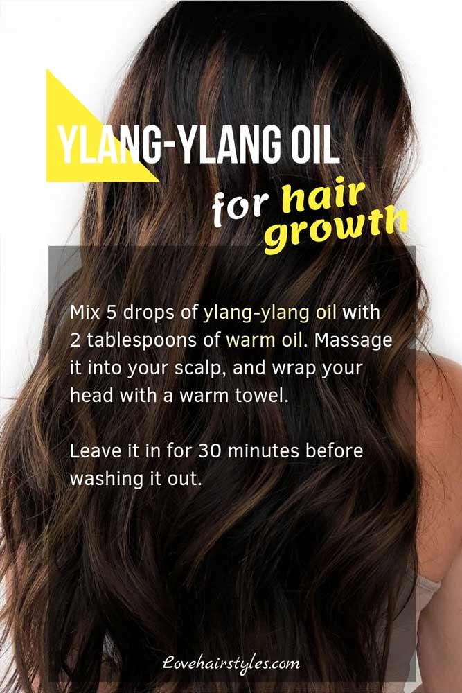 Ylang-Ylang Oil #hairgrowthtips #hairoil