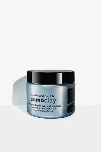 Sumoclay #hairwax #hairproducts