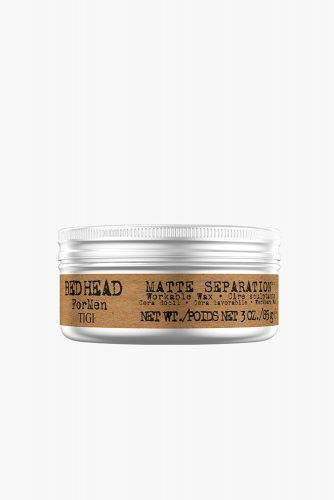 Matte Separation Workable Wax #hairwax #hairproducts