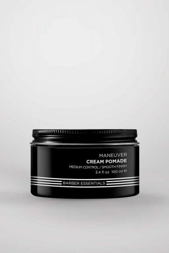Maneuver Cream Pomade #hairwax #hairproducts