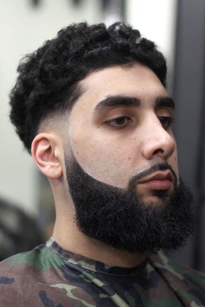 The Arabic Style #hightopfade #fadehaircut #afrohair #afroamericanhaircut #spongehair #menshaircuts