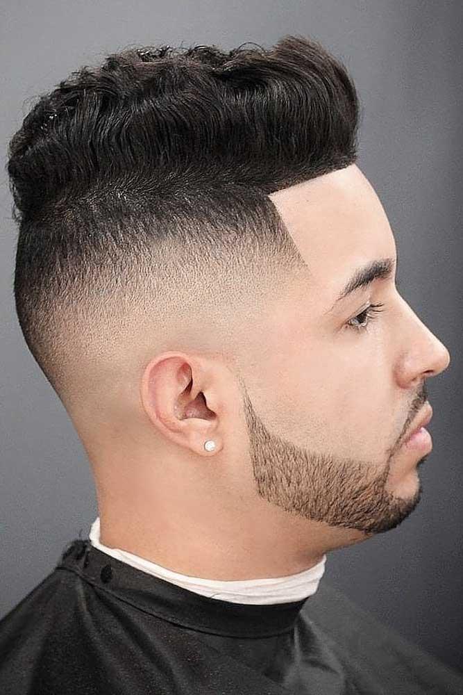 Blow Out Straight Pomp #hightopfade #fadehaircut #afrohair #afroamericanhaircut #spongehair #menshaircuts