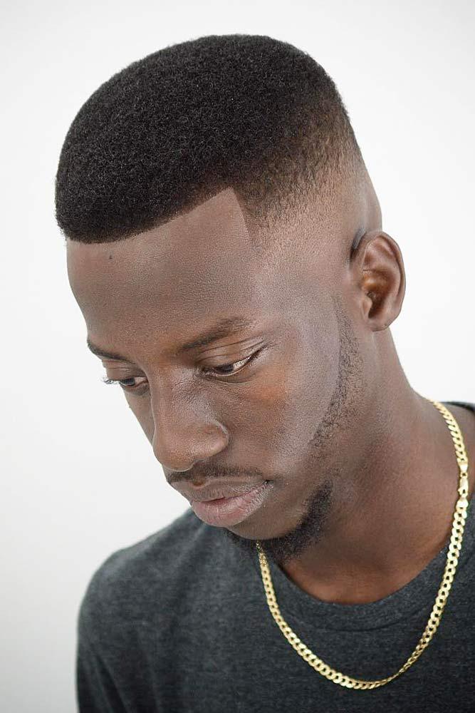 Neat Short Flat Top #hightopfade #fadehaircut #afrohair #afroamericanhaircut #spongehair #menshaircuts