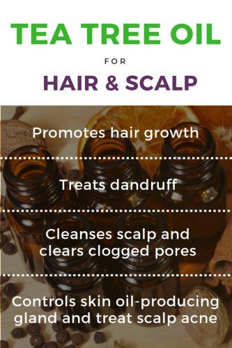 What Are The Benefits Of Using Tea Tree Oil #hairtreatments #teatreeoilforhair