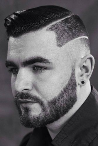 Three-Section Line Up Haircut #tempfade #templefade #fade #fadehaircut