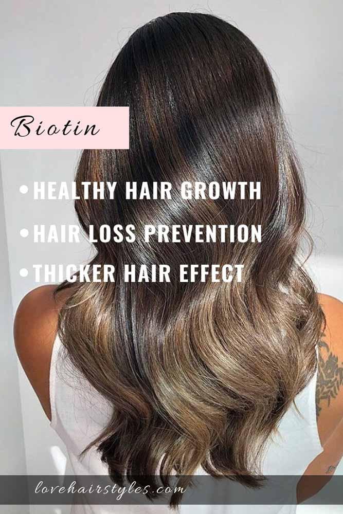 Biotin #vitaminsforhair #vitamins