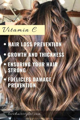 Vitamin C #vitaminsforhair #vitamins