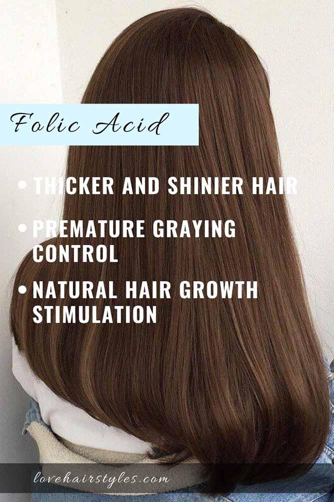 Folic Acid #vitaminsforhair #vitamins