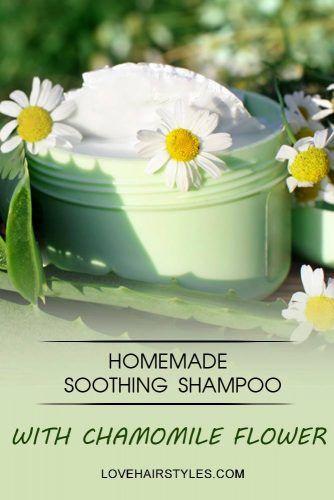 Soothing Shampoo Recipe #shampoo #shampootypes #hairproducts
