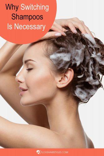 Is It OK To Change Shampoo #shampoo #shampootypes #hairproducts