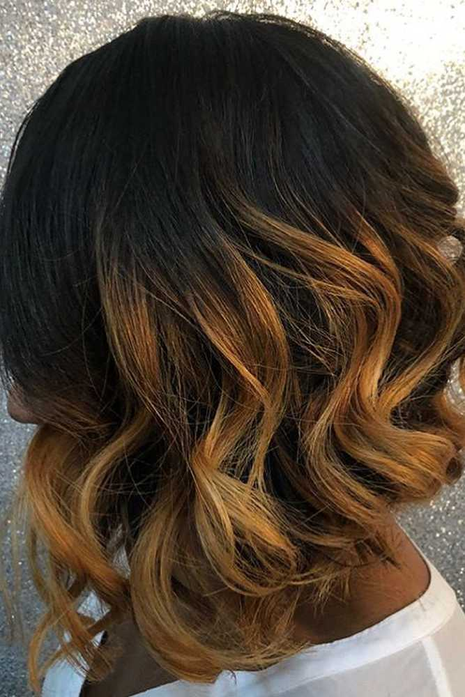 A line Wavy Lob #bobhairstyles #hairstyles #haircuts #bobhaircuts