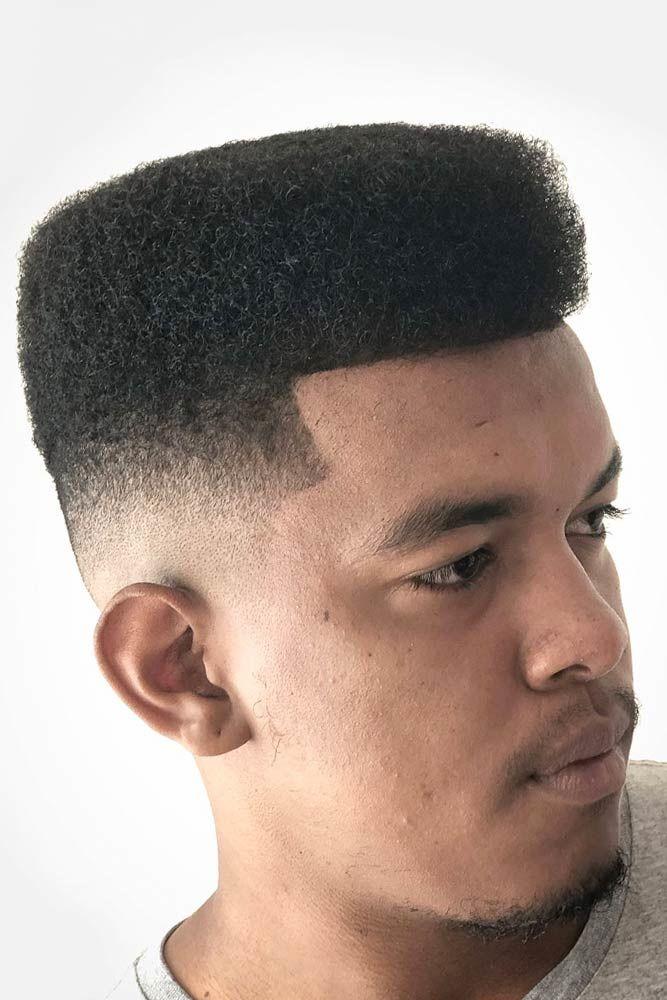 Flat Top With Drop Fade #hightopfade #fadehaircut #afrohair #afroamericanhaircut #menshaircuts