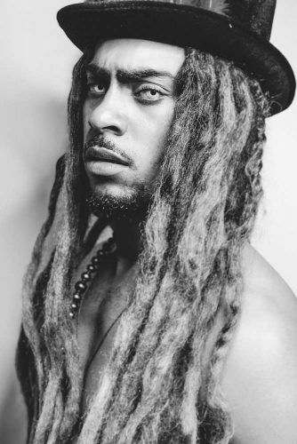 Dreaded Style #dreads #dreadlocks #hipster #hipsterhaircut