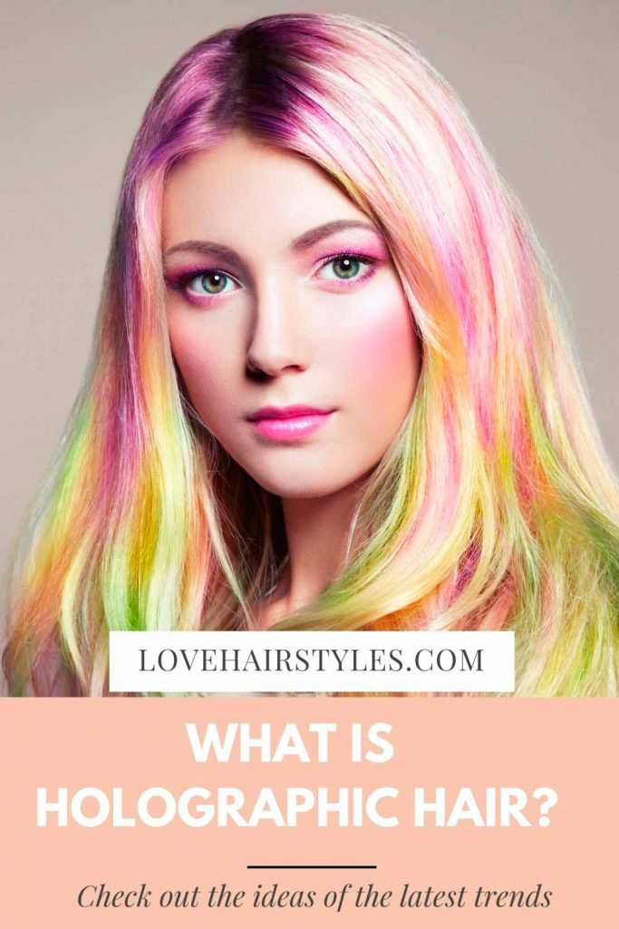 What Is Holographic Hair?