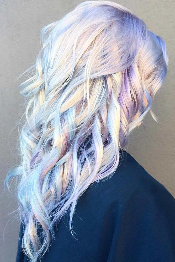 What Is Holographic Hair #holographichair