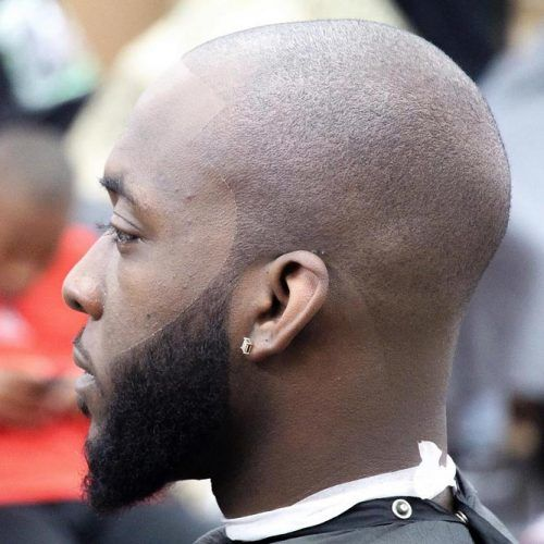 Shaved Head With Sideburns #sideburns #mensideburns #sideburnstyles