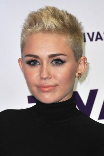 Short Edgy Pixie #mileycyrus #shorthair #hairstyles
