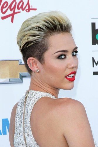 Punky Pixie #mileycyrus #shorthair #hairstyles