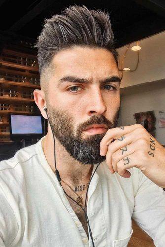 Modern Mohawk #mohawkfade #fadehaircut #mohawk #menhaircuts #haircuts