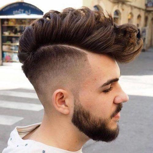 High Mohawk Pomp #mohawkfade #fadehaircut #mohawk #menhaircuts #haircuts
